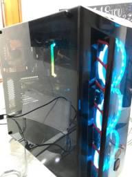 PC Gamer roda tudo no ultra. i59400f/ radeon rx580 8g/ 16g ram (2x8)/ 1TB HD