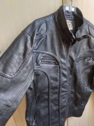 Título do anúncio: Jaqueta importada em couro