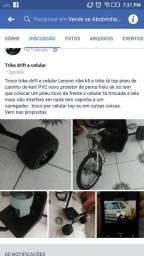 Trike e celular