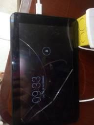 Tablet telas trincada mais funcionam