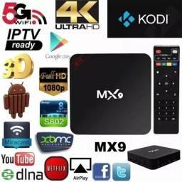 Tv box 4k SMART TV