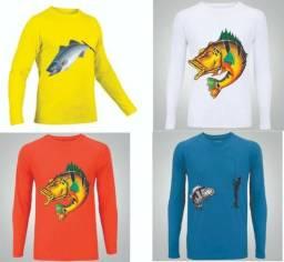 Camiseta pesca, Pescador