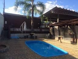Chacara de 2000 metros na região central de batatais, com casa, piscina, varanda gourmet u