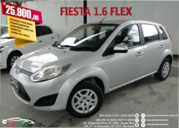 FORD FIESTA 2013/2013 1.6 SE HATCH 16V FLEX 4P MANUAL