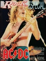 AC/DC - Revista Rock in Especial com Pôster comprar usado  Gramado