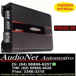 Potencia Soundigital Sd1200 4 Canais 1200w Rms Som Tag: Ts1200 Taramps Banda Stetsom Modul comprar usado  Natal