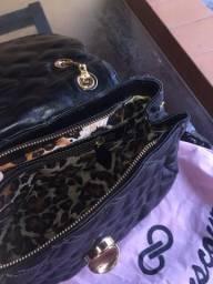 Bolsa de couro puro comprar usado  Goiânia
