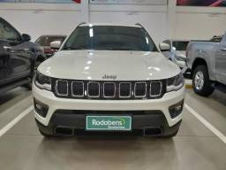 JEEP COMPASS 2017/2018 2.0 16V DIESEL LONGITUDE 4X4 AUTOMATICO - 2018