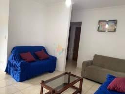 Apartamento com 3 dormitórios para alugar, 120 m² por R$ 3.000,00/mês - Aviação - Praia Gr