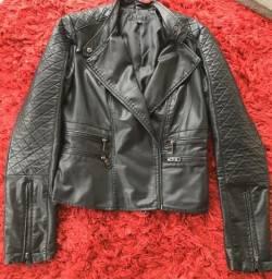 Jaqueta em couro johnjohn original