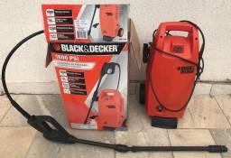 WAP Black&Decker 1600 PSI - Lavadora de Pressão - Motor Queimado