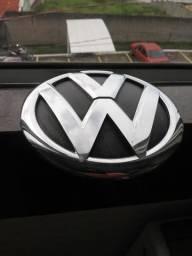 Emblema Volkswagem original 16,5 cm diâmetro
