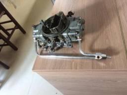 Carburador holley 650 e edelbrock 600