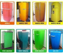 Envelopamento de geladeira e Eletro doméstico