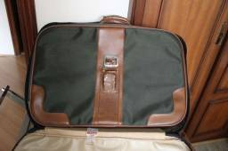 Conjunto 3 Malas Rhodianyl em Tecido Verde 45cm x 68cm x 16cm