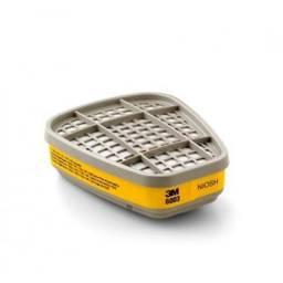 Cartucho Para Respirador 6200 3m Ref. 6003 2 Unidades (01 Par)