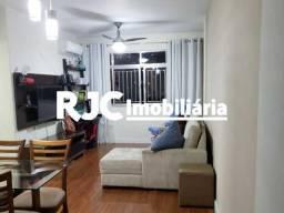 Apartamento à venda com 3 dormitórios em Tijuca, Rio de janeiro cod:MBAP32629
