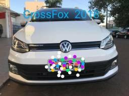 Vw crossfox novo 2018 1.6 completo impecável