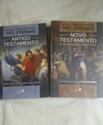 Livro para estudo bíblico.