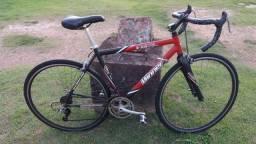 Bicicleta winner speed, quadro alumínio, 12 marchas....