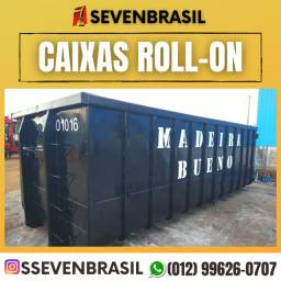 Caixas Roll-on SevenBrasil