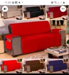 Vendo conjunto de  capa de sofá