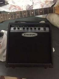 Amplificador de guitarra PG-10 suzuki
