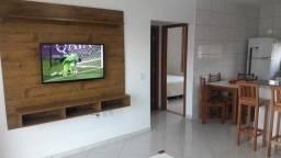Alugo para temporada um belo apartamento com 2 quartos próximo a orla em Porto Seguro