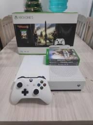 Xbox One S 1Tb Aceito Cartão