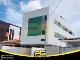 Oportunidade, apartamento, 02 quartos, suite, 44m², ótimo acabamento e localização próximo