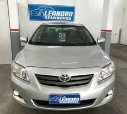 Toyota/Corolla XEI Automático e Super conservado! - 2009