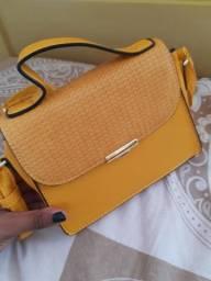Bolsa Golden Fênix - SEMINOVA