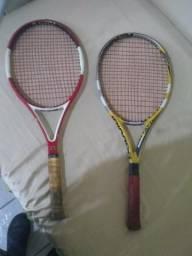 Um pa de raquete original