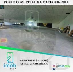 Ponto Comercial na Cachoeirinha com Estrutura Metálica