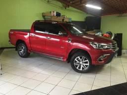 Toyota Hilux SRX Diesel - Baixei Para Vender Rápido - 2017