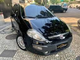 Fiat Punto Attractive 1.4 Completíssimo Farol de Milha IPVA 20 Pago Muito Novo 2013 - 2013