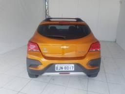 Chevrolet ONIX HATCH ACTIV 1.4 8V Flex 5P Aut. - Laranja - 2019 - 2019