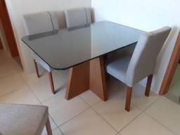 Mesa nova completa pronta entrega dividimos sem