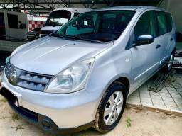 Nissan Livina 1.8 Automático Completo