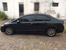 Civic LXL automático couro 10/11
