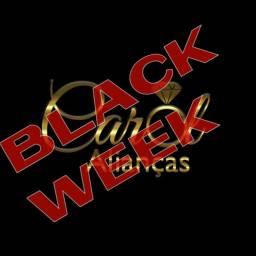 BLACK WEEK ALIANÇAS ATÉ 60% OFF