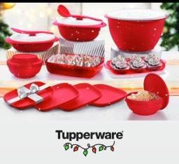 Kit Natal Tupperware