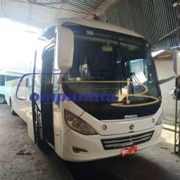 Ônibus motor dianteiro Caio Solar 2013 Volks 17-230