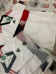 Camisa Flamengo 2020 branca