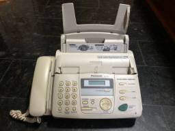 Telefone, fax e copiadora