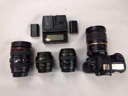 Câmera Canon 5D Mark lll