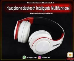 Headphone Bluetooth 5.0 Evolut Preto ? EO602-BK t23sd11sd20
