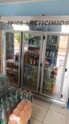 Refrigerador e expositor