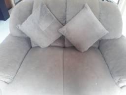 Conjunto de sofá 2 lugares e 3 lugares