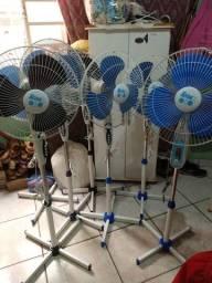 Ventilador BRISA, 127V, 3 VELOCIDADES